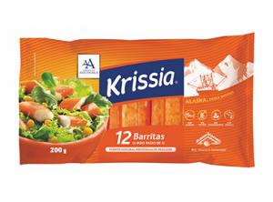 Barritas Krissia - formato 12 barritas