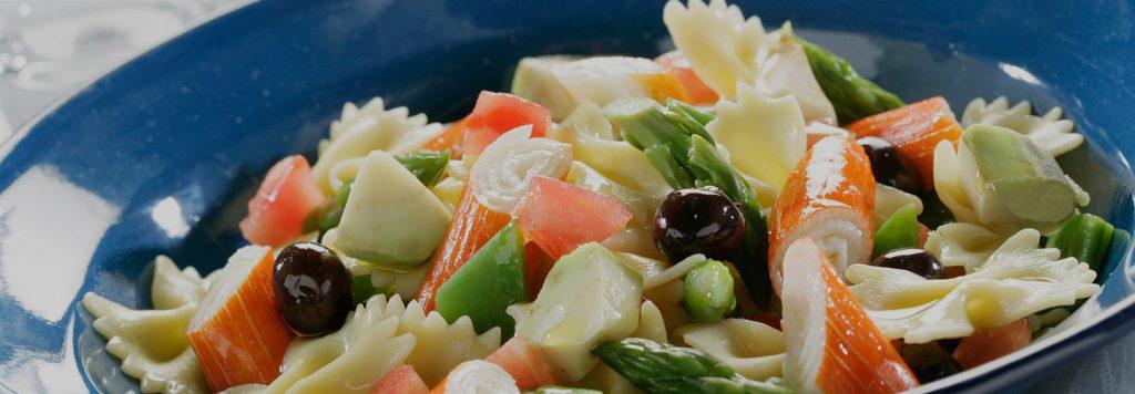 Sabes cu ntas calor as tiene cada tipo de ensalada krissia - Ensalada de arroz light ...