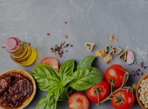 Ingredientes para hacer una ensalada