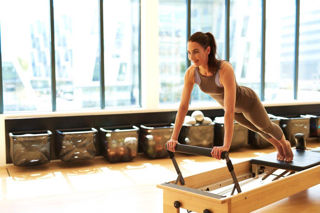 Tipos de ejercicios de pilates