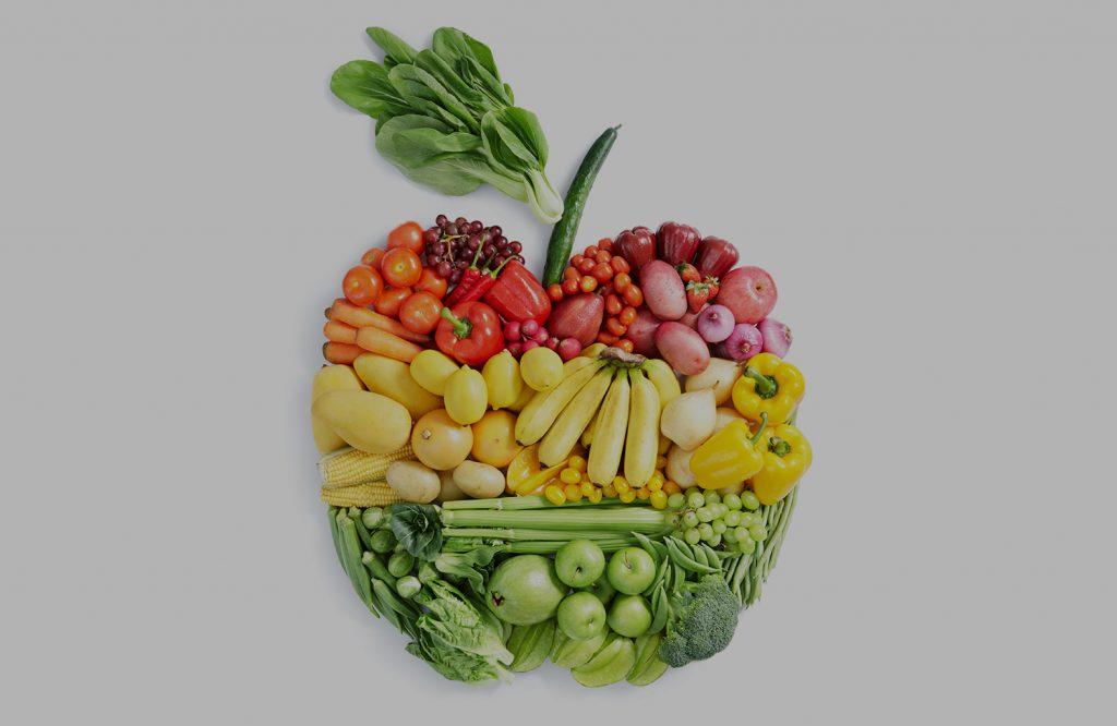 dieta colores
