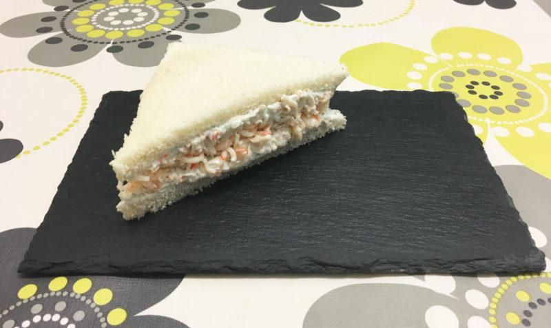 Sandwich de surimi