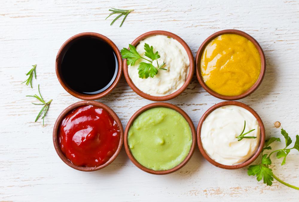 Aliños saludables para ensaladas