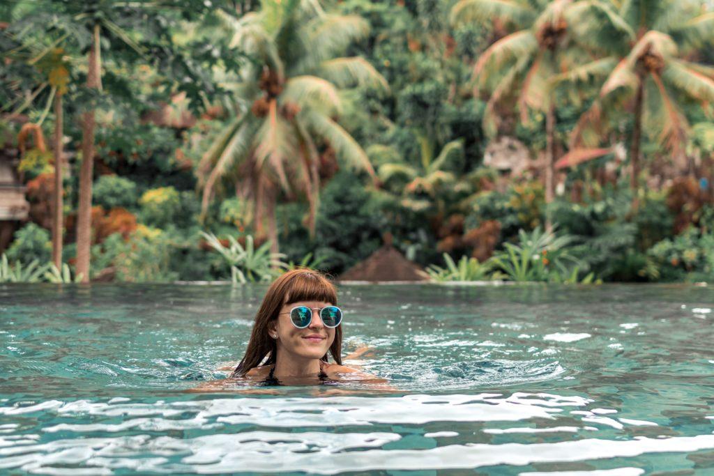 Krissia Beneficios de nadar